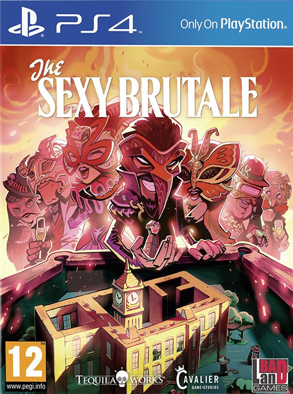 The Sexy Brutale: Full House Edition (PS4)